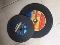 New cutting discs