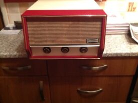 Dansette Retro Record Player