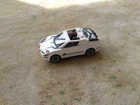 Playmobil secret agent car/plane 4876