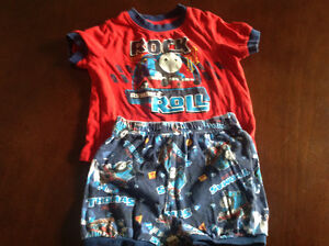 Thomas summer pj's