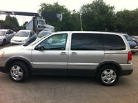 2007 Pontiac Montana Minivan, Van Safety and E.tested for 3495$