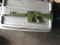 Fusil m16 jouet
