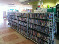 DISC DEPOT HAS 1000'S OF DVDS 4 FOR $10.00 10 FOR $20.00