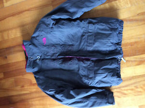 Manteau North Face 3 en 1, fille 10-12 ans