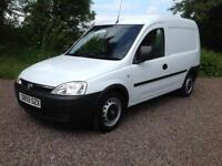 Vauxhall Combo 1.3CDTi 16v 1700 PANEL VAN 59 REG, 1 PREV OWNER GENUINE 71,000 ML