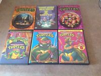 DVD Lot, Includes: Lord of the Rings, TMNT, X-Men