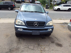 2004Mercedes-Benz M-Class ml350 SUV, Crossover