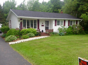 Move-in ready home in Cantley Village, Coxheath, NS