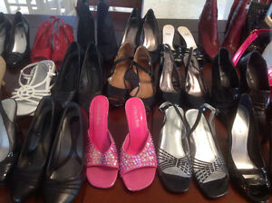 Shoes, Boots, Sandals, Purses - take it all for $200