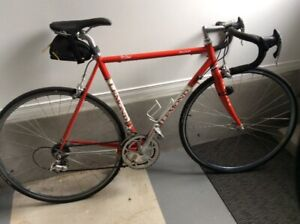 Lemond Zurich Reynolds 853 road bike or frame
