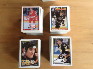 Hockey Cards - lots for low price