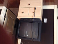 TV and shaw cable box