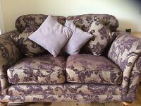 Large 2 seater settee /sofa