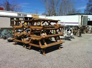 PICNIC TABLES AND BENCHES FOR SALE