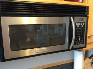 Frigidaire Professional over the range microwave