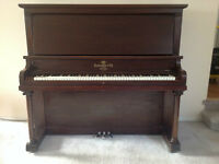 Heintzman upright piano