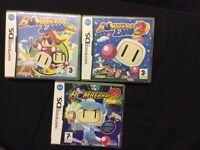 Nintendo Ds Bomberman games