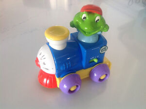 Leap Frog Counting Train