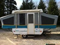 1993 Coleman Tent Trailer w/add-a-room