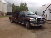 2007 dodge 3500 with trailer