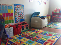 Spaces Available for child care
