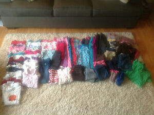 Size 7 and 8 girls clothing