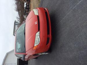 2006 Saturn ION Coupe (2 door)