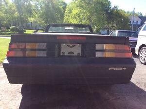 1989 Camaro rally sport convertible for sale