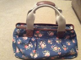 Cath Kidston canvas bag, NEW