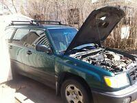 Subaru forester awd trade for