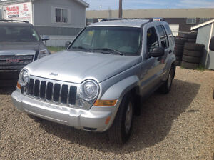 2006 Jeep Liberty Diesel GAURANTEED FINANCING 100% APPROVALS!!