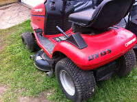 TROY BILT LAWN TRACTOR FOR PARTS OR WHOLE