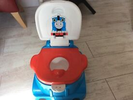 Fisherprice Thomas musical potty