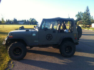 1992 Jeep Wrangler Other