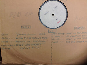 Transcription Discs 16 inch !       SOLD!!!!!!! Peterborough Peterborough Area image 3