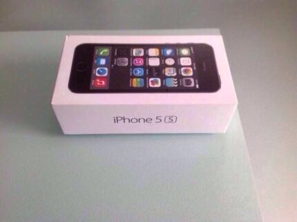 BRAND NEW IPHONE 5S 16GB IN STUNNING SPACE GREY/BLACK UNLOCKED Rowville Knox Area Preview