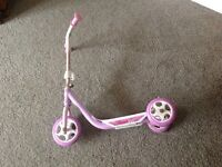 Barbie Kids scooter for girls