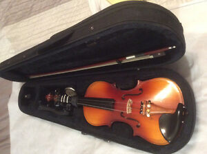1/2 size violin kit