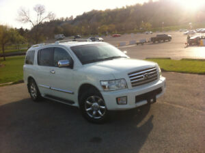 2007 INFINITY QX 56 FOR SALE