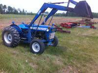 ford 3000 with loader