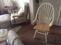 Shaker Style Dining Room Chair x3