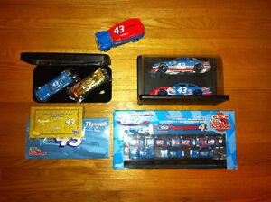 1:64, 1:43, 1:24, 1:18 SCALE DIE-CAST CARS ... RICHARD PETTY