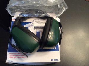 New Protective earmuffs