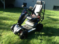 Scooter 4 wheel vita s12x great for in or out door ROUGH TERRAIN
