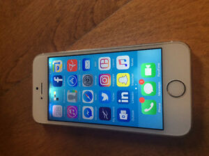 In great condition iPhone 5s