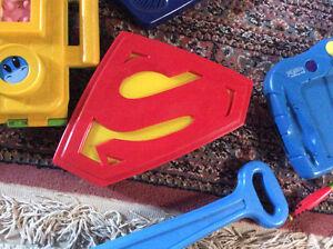 educational toys...puzzel, bowling, Alphabet, french lerning sys London Ontario image 5