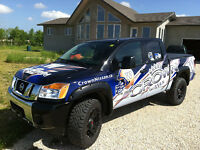 GRAPHIC DESIGN, SIGNS, DECALS, VEHICLE WRAPS