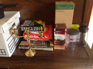 Lots of stuff, $free to $15