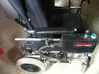 Electric Wheelchair for sale - Tempest