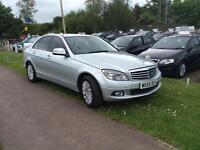 Mercedes-Benz C280 3.0 7G-Tronic 2007MY Elegance